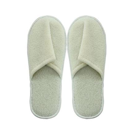 毛巾料酒店拖鞋  一次性拖鞋 酒店宾馆客房航空一次性毛料加厚拖鞋