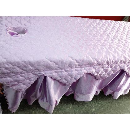 T1-浅紫 床品四件套