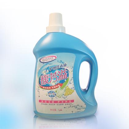 快净护理洗衣液 馥芳溢护理洗衣液5L