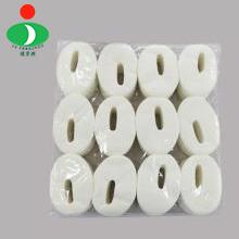 芒果型眼膜,纯棉无纺布芒果型眼膜压缩纸膜眼贴 眼周贴,纸贴1200片