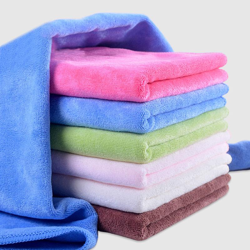 洁雅婷毛巾美容院毛巾纯棉超强吸水洗头擦头发干发巾
