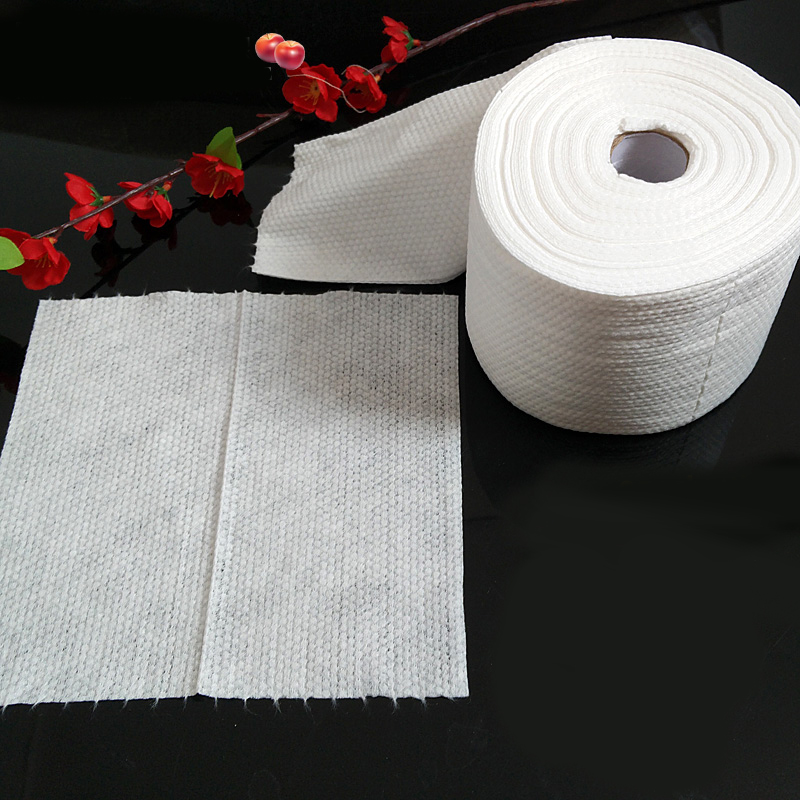 贝皙妮珍珠棉卷巾 洁面巾 美容院洗脸巾卸妆 清洁