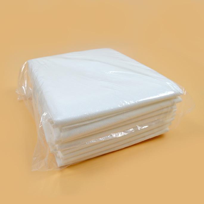 一次性加厚白床单加厚款 无纺布 美容床专用