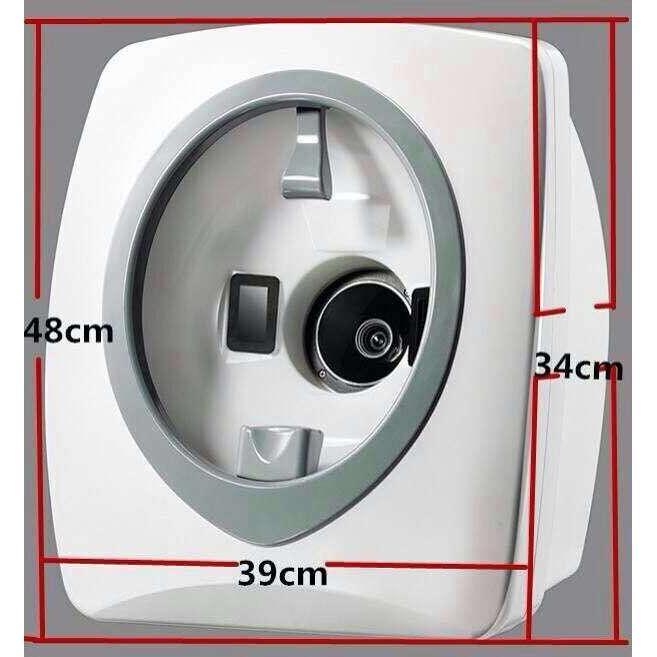 魔镜--360面部年轻化系统 检测仪