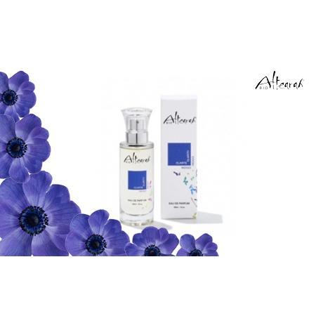 卡琪靛蓝色香水