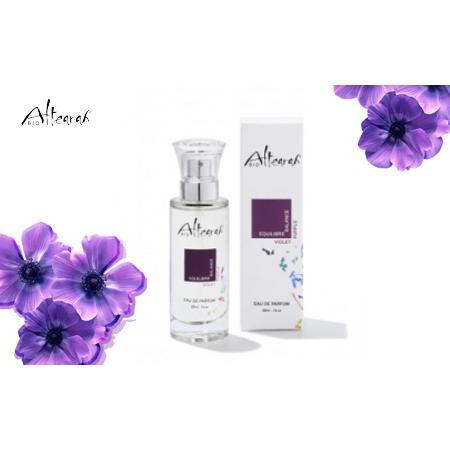 卡琪紫色香水