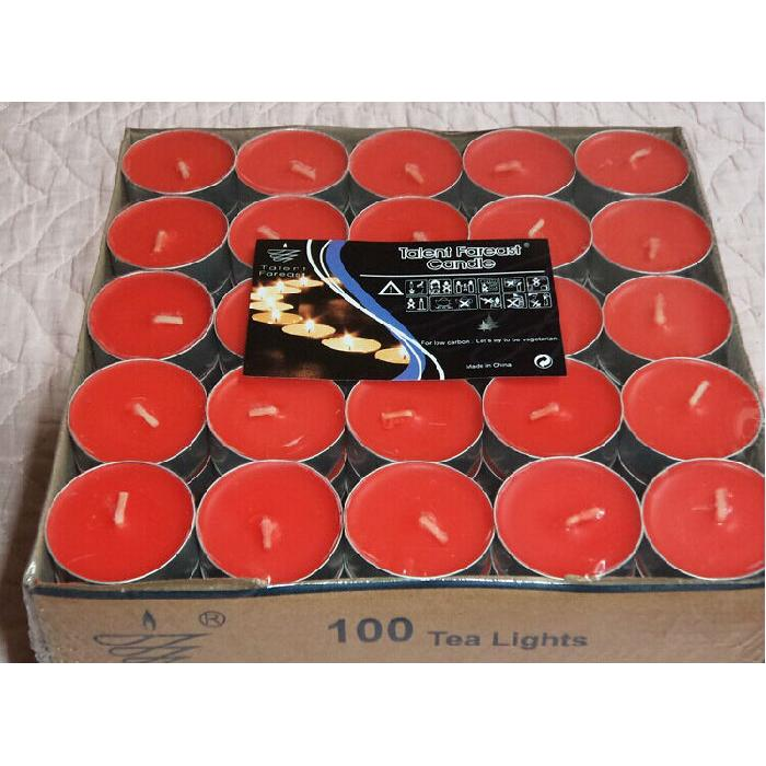 100粒装蜡烛 香薰蜡烛