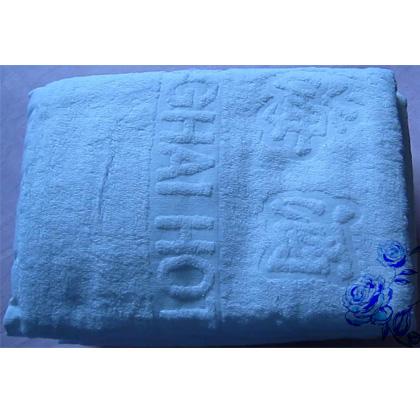 16织螺旋浴巾