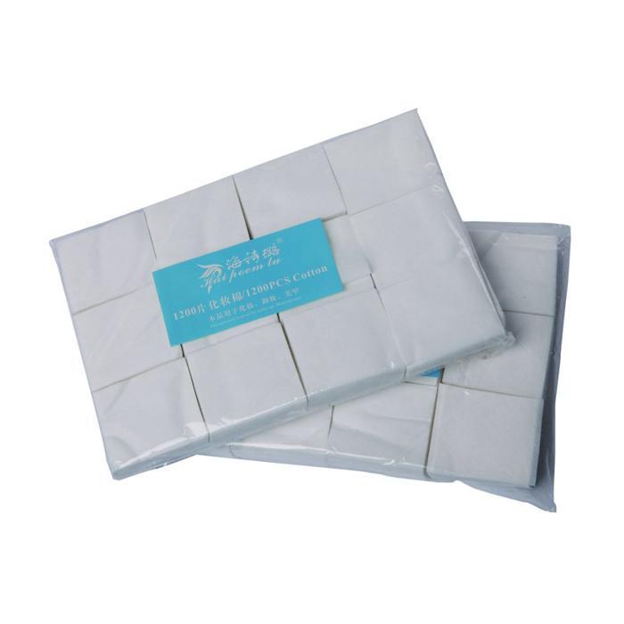 HC-11 1200片化妆棉超薄卸妆棉化妆棉 卸妆棉 大包化妆棉 美容美甲专用一次性