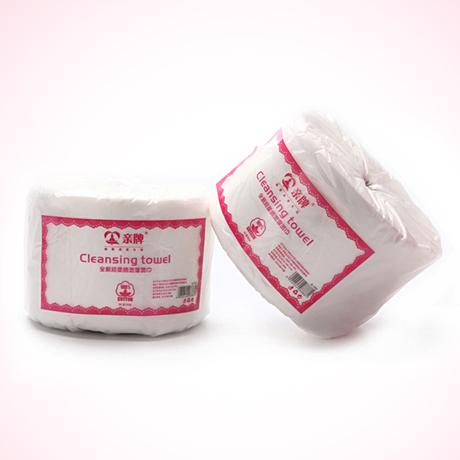 亲牌100%纯棉洁面巾洗脸巾30米