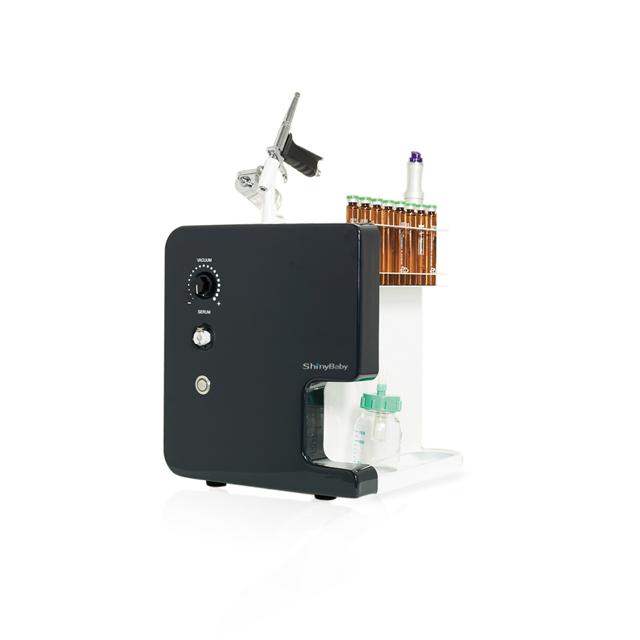 三重焕彩SPA仪原理去角质排毒保湿小气泡 小气泡 深层皮肤清洁系统 收缩毛孔 去角质